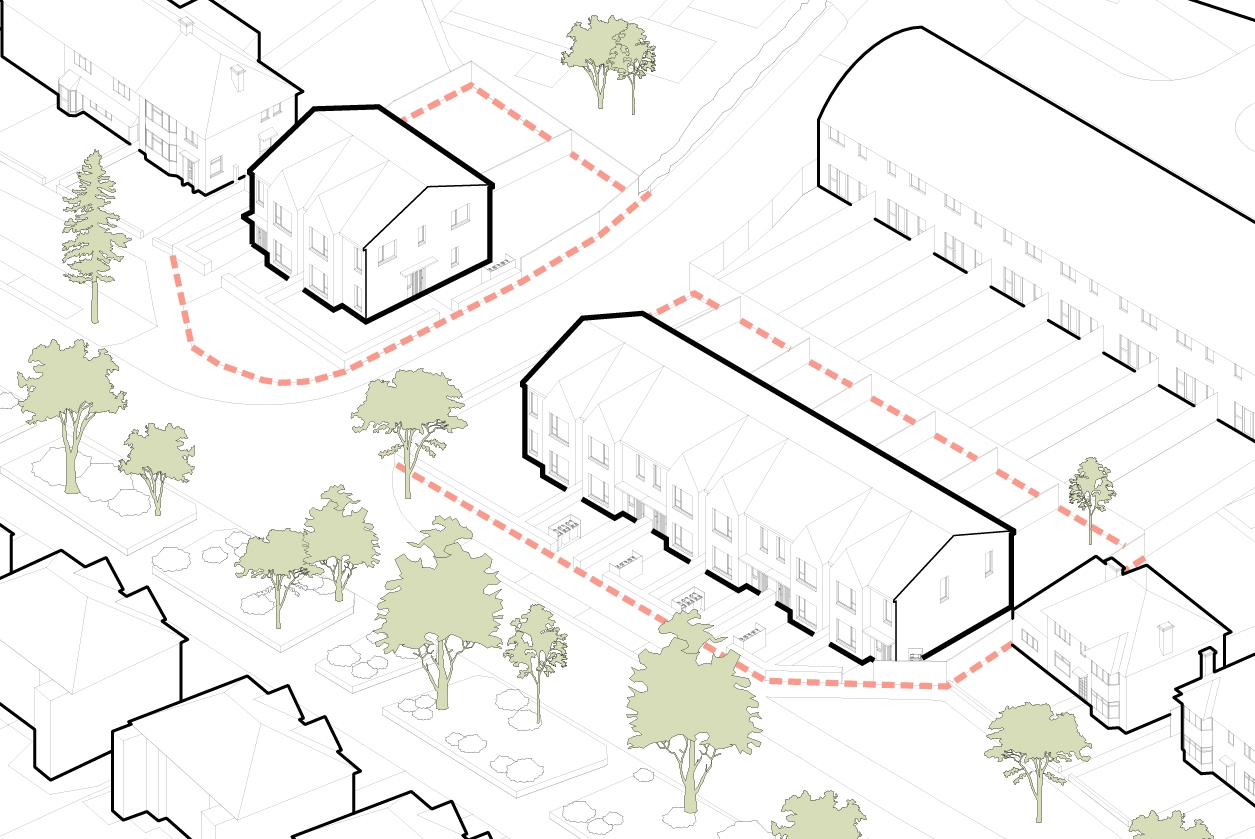 New Build Developments East Finchley